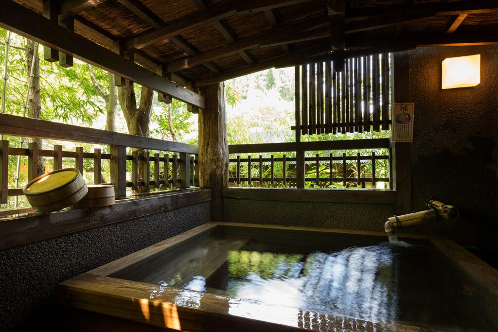 お宿のし湯の貸切温泉